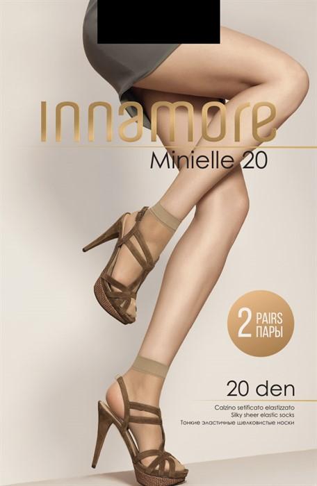 INNAMORE Minielle 20 - 2 пары - фото 4589