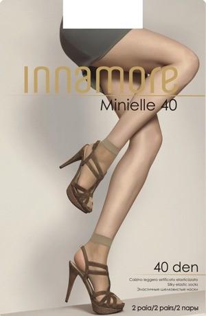 INNAMORE Minielle 40 - 2 пары - фото 5025