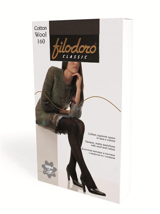 FILODORO Cotton Wool 100 (шерсть/хл.) - фото 7566