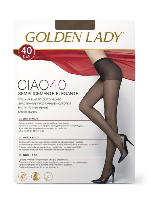 GOLDEN LADY CIAO 40 - фото 8613
