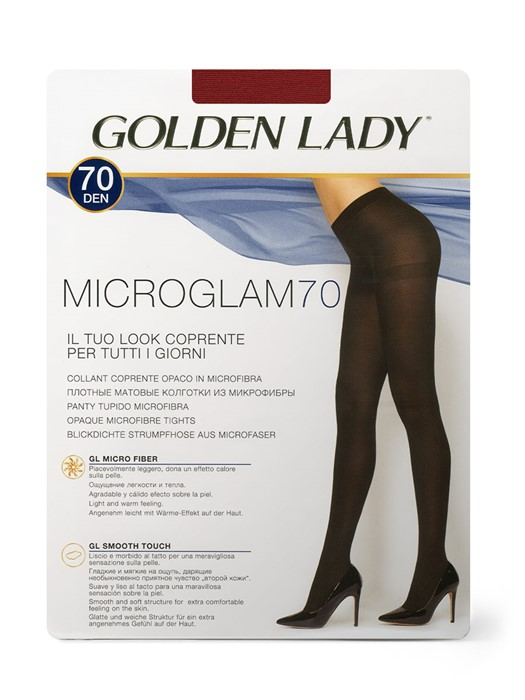 GOLDEN LADY MICRO GLAM  70 - фото 8639