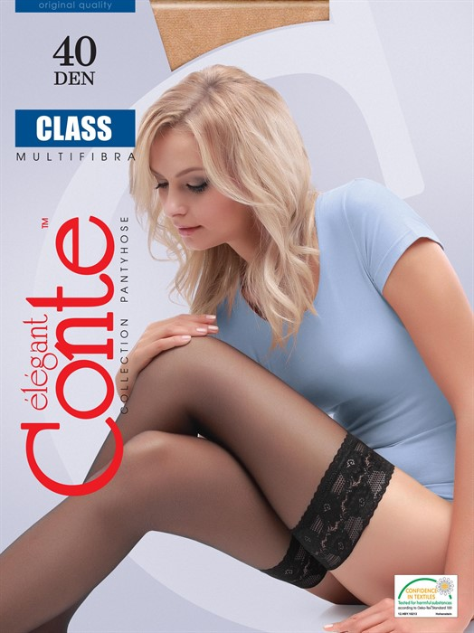 CONTE CLASS 40 Чулки - фото 9956