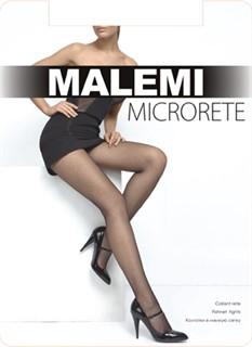 MALEMI Microrete - колготки в мелкую сетку
