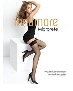 INNAMORE Microrete Calze - чулки в мелкую сеточку
