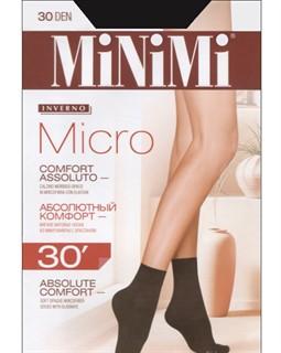 MINIMI Calzino MICRO 30 - 1 пара