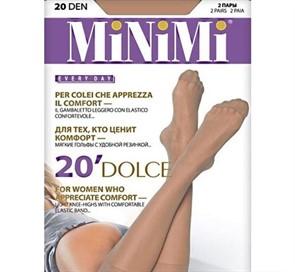 MINIMI gamb. DOLCE 20 - 2 пары