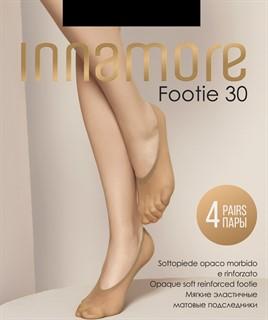 INNAMORE Footie 30 (4 пары) - подследники