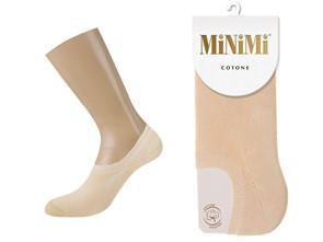 Носки MINIMI жен. 1301 COTONE укороченные с махр. стопой
