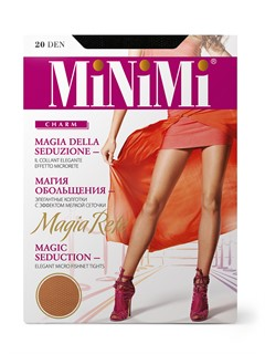 MINIMI MAGIA RETE 20 - колготки микротюль