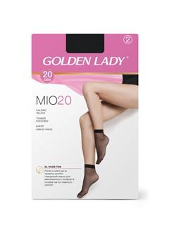 GOLDEN LADY Calzino MIO 20 Носки - 2 пары - фото 6245