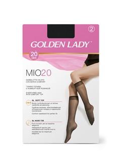 GOLDEN LADY Gamb. MIO 20 Гольфы - 2 пары