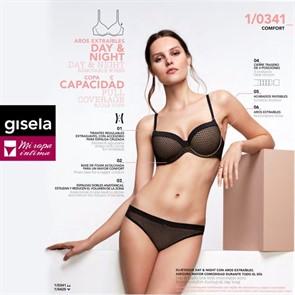 Gisela 1/0341 Бюстгальтер - фото 6422