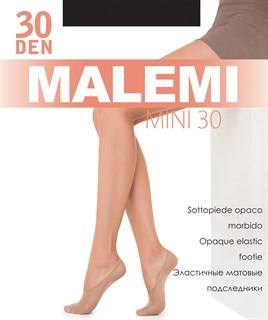MALEMI MINI 30 (4 пары)  - подследники