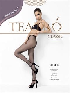 TEATRO ARTE - колготки в сетку