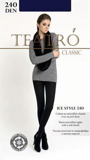 TEATRO Ice Style (с ворсом) 240