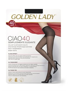 GOLDEN LADY CIAO 40 - фото 8619