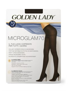 GOLDEN LADY MICRO GLAM  70 - фото 8641
