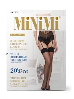 MINIMI calze DEA 20 - чулки под пояс
