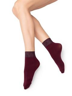 MINIMI Calzino MICRO LUREX 70 3D носки (люрекс по рез.)