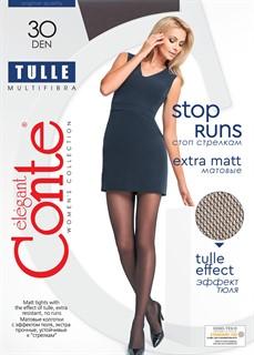 CONTE TULLE - колготки микротюль