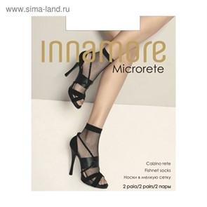 INNAMORE MicroRete Calzino Носки мел.сетка - 2 пары