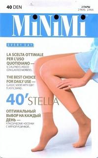 MINIMI Calzino STELLA 40 - 2 пары